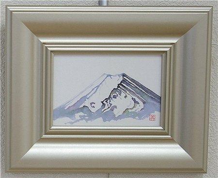 富士/浦上義昭 (日本画)