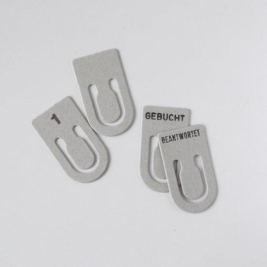 印刷加工連 メモクリップ