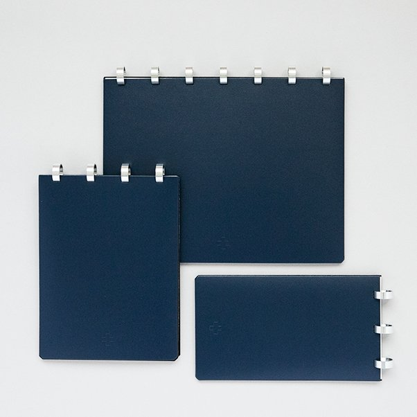 FLEXNOTE UPWARD NOTEBOOK RECYCLE LEATHER COVER SET