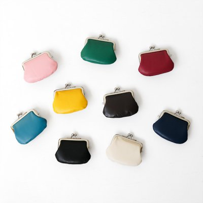 Leather Mini Pouch -松野屋-
