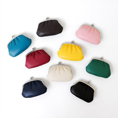 Leather Pouch -松野屋-