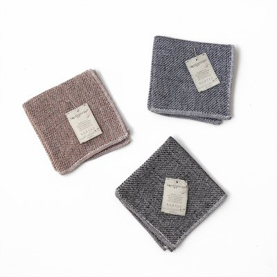 <img class='new_mark_img1' src='https://img.shop-pro.jp/img/new/icons14.gif' style='border:none;display:inline;margin:0px;padding:0px;width:auto;' />Linen handkerchief Tweed -kontex-
