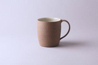 【KAZU OBA】マグカップ(茶)