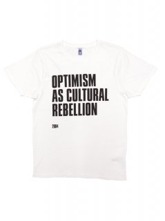 MATTHEW STONE / OPTIMISM AS CULTURAL REBELLION