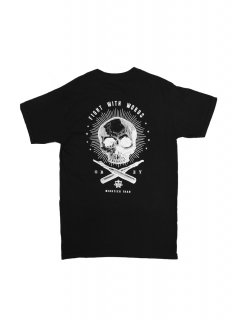 OBEY × RAVI ZUPA / FIGHT WITH WORDS