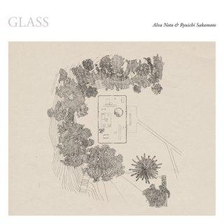 ALVA NOTO + RYUICHI SAKAMOTO / GLASS CD