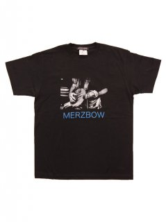 【完全生産限定】MERZBOW × (K)OLLAPS NOISE PROJECT / STOP KILLING ANIMALS T-SHIRTS (MからXLサイズ)