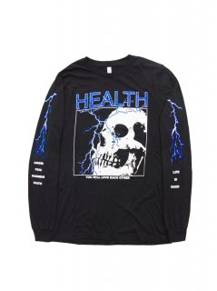 ALIEN BODY × HEALTH / HEALTH LIGHTNING L/S