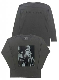 2PAC / CHANGED SIDE PHOTO L/S(2XL)