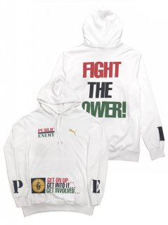 PUBLIC ENEMY / FIGHT THE POWER HOODIE