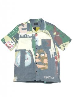 NEUW DENIM /BAPTIST ART SHIRT
