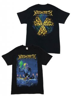 MEGADETH / RUST IN PEACE 30TH