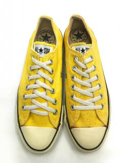 CONVERSE  Made in U.S.A. YELLOW-US6.5