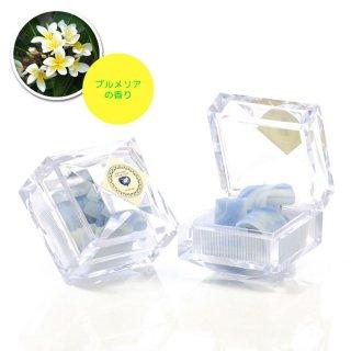 バースデーストーンソープ マリン /プルメリアの香り (携帯用10枚入)/誕生月で選べる