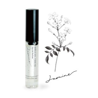 爽やかな香り女性にも男性にも GRASSE TOKYO Eau de Parfum/ ジェル香水 Jasmine