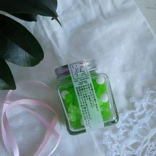 京都のかわいい小瓶入り 金平糖/すずらん