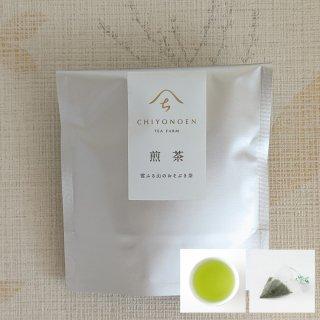 雪ふる山のおそぶき茶 煎茶 ティーバッグ/カップ用 2.5g×10袋 /お茶の千代乃園
