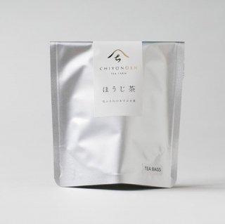 【雪ふる山のおそぶき茶】ほうじ茶  ティーバッグ カップ用/お茶の千代乃園
