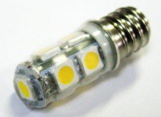 LED豆電球 E12-5050×9