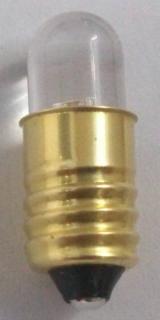 1.5V LED豆電球 口金:E10