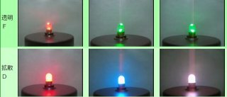 7色点滅LED豆電球 口金:E10 DC用(100個入り)
