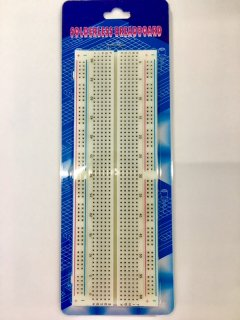 ブレッドボード・ジャンパーコード(オス−オス)(20cm・10色×4)