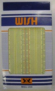 WISH製ブレッドボード WBU-204
