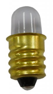 LED豆電球 口金:E12 AC用