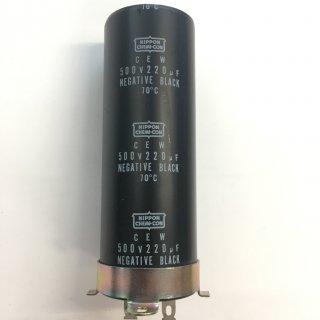 日本ケミコン CEW500V220μF