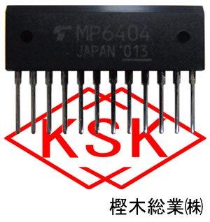 東芝 MP6404