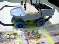 電子制御ロボット学習キット 20種類の創造的車
