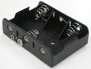 電池ボックス 単2×3