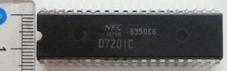 NEC μPD7201C