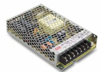 150Wクラスケース付高効率定電圧電源 LRS-150-12