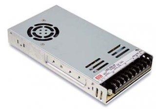 350Wクラスケース付高効率定電圧電源 LRS-350-24