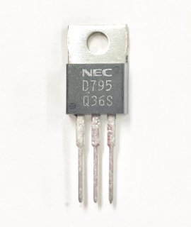 NEC 2SD795