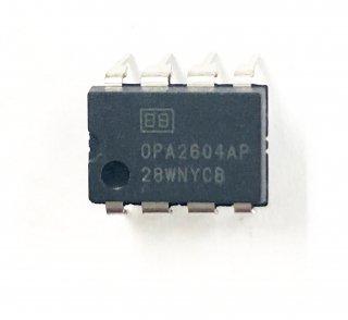 TI OPA2604AP
