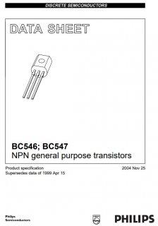 NXP(旧フィリップス) BC547C