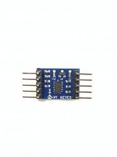 3軸加速度センサモジュール ADXL345