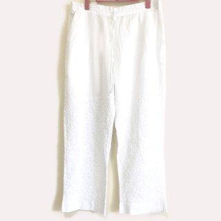 チカンカリ(チカン刺繍)パンツ