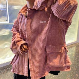 予約 2color コーデュロイ シャツ ジャケット