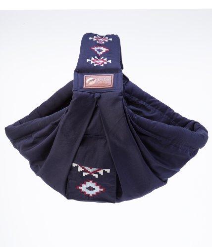 ベビースリング<br>刺繍 キリムエンブロイドリーネイビー