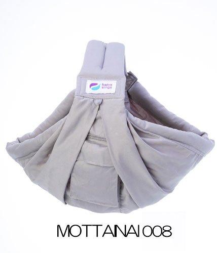 Baba Slings MOT008 Silver