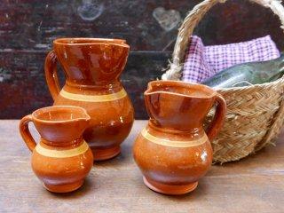 スペイン ブーニョ窯 ピッチャー