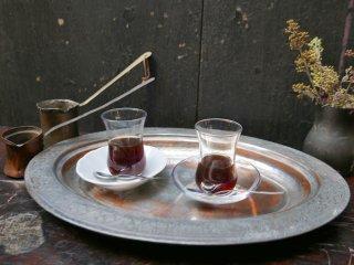 トルコ チャイグラスセット