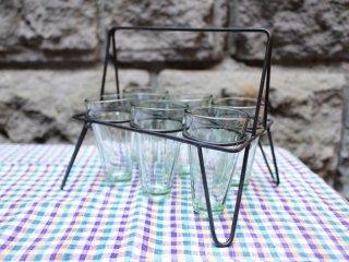 チャイグラス/ティーグラス/グラスホルダー