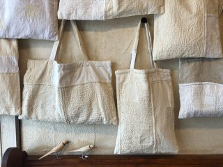 インド 残り布のプロダクト Bag