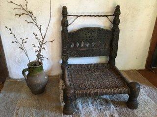 パキスタン スワートの座椅子