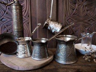 トルコ コーヒー鍋 ジェズベ