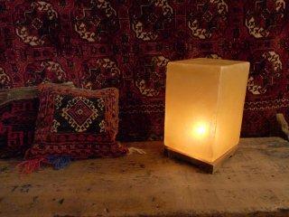 パキスタンのキャメルランプ Box型